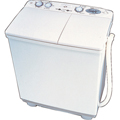 ニ槽式洗濯機